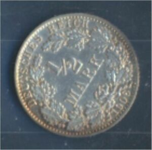 German-Empire-Jagernr-16-1906-G-UNC-Silver-1906-1-2-Mark-large-Imperial-7859376