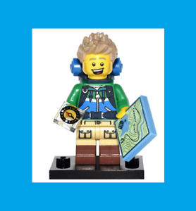 LEGO SERIES 16 HIKER sealed