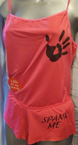 BNWT Ladies Vest Camisole /& Shorts Pink Red  S//M  M//L Nightwear Valentines PJs