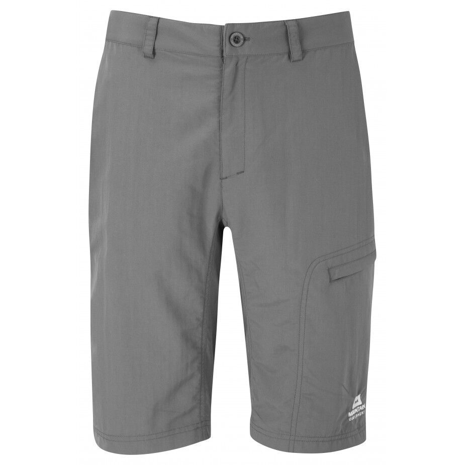 Mountain Equipment Men's Approach Approach Approach Short shadow grau b05451