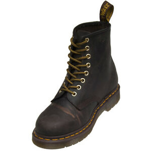 44a0f1b783c86 Men s Dr Martens 1460 8 Eye LaceUp Boot Brown Aztec Crazy Horse ...