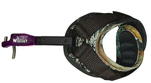 Spot Hogg The Wise Guy Rigid Release with Hook and Loop Strap