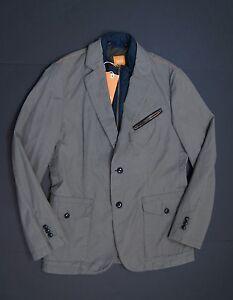 HUGO-BOSS-039-Beats-W-039-Cotton-Blend-Slim-Fit-Sport-Blazer-Jackets-NEW-NWT-395