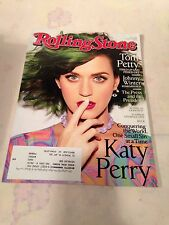 KATY PERRY TOM PETTY ISSUE 1215 AUGUST 14, 2014 ROLLING STONE MAGAZINE