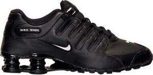 lowest price d3452 dc948 Image is loading Nike-Shox-NZ-EU-Running-Shoes-501524-091-