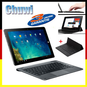 4-64GB-Win10-Android-CHUWI-Hi10-Plus-10-8-034-Tablet-PC-Quadcore-1920-1280-Keyboard