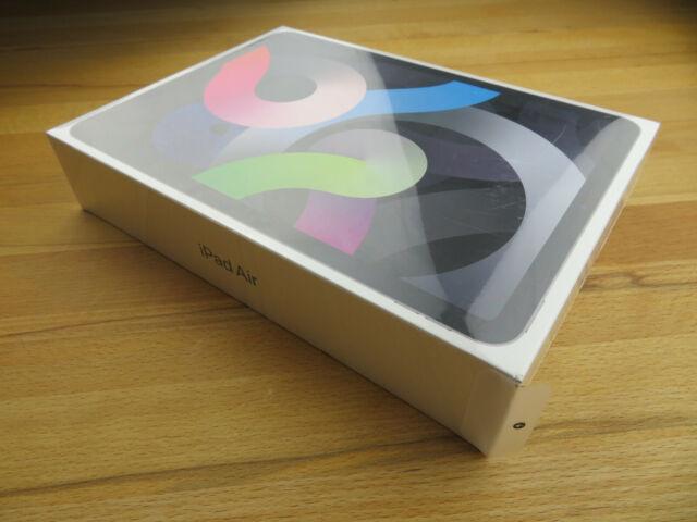 Apple iPad Air 4. Gen 64GB, Wi-Fi, 10,9 Zoll - Space Grau - Neu - OVP
