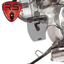 BMW R1100GS Fußschutz,foot protector,protège pieds,rauchgrau, smoked grey