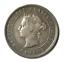 1888-1c-Canada-One-Large-Cent-KM-7-Bronze miniatuur 1
