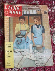1957-L-039-echo-de-la-mode-N-5-Hebdomadaire-feminin-vintage-couture-retro