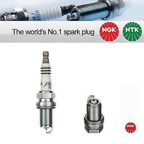 NGK BKR7EIX / 2667 Iridium IX Spark Plug Pack of 4 Replaces IK22