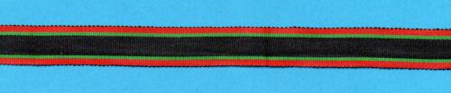 15cm KHEDIVE/'S SUDAN 1910-21  MINIATURE MEDAL RIBBON 6 INCHES