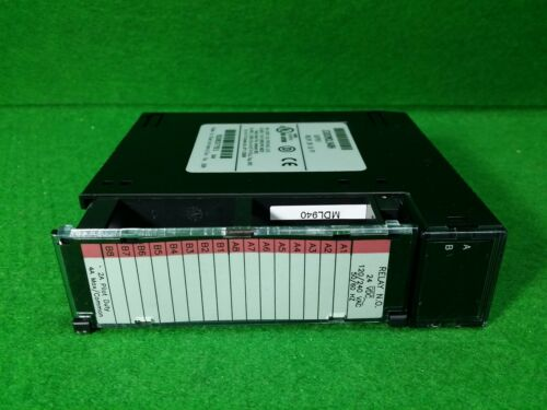 USED GE Fanuc IC693MDL940H OUTPUT RELAY 2A 16 PT