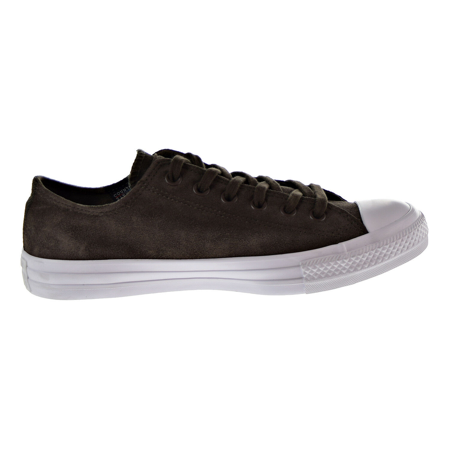 Converse CT All Star Ox Counter Climate Unisex shoes Dark Chocolate 157598c