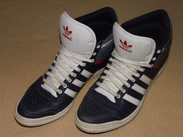 Adidas Top Sleek 3 2 40 Gr. blau dunkel Series Turnschuhe Hi