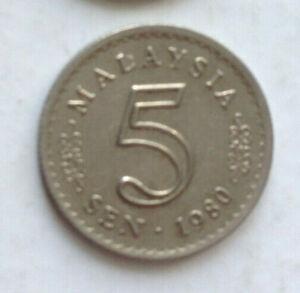 Parliament-Series-5-sen-coin-1980