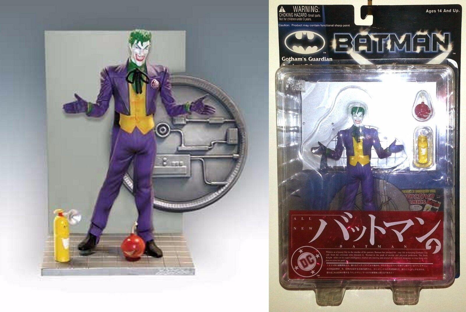 The Joker Batman Wave 1 Original Series Action Figure YAMATO DC WB Licensed