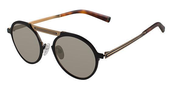 4626f699f3e John Varvatos Sunglasses V517 Black gold 49mm