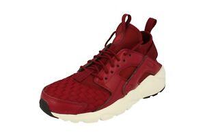 hot sale online 8d32b 37954 Image is loading Nike-Huarache-Run-Ultra-Se-Mens-Running-Trainers-