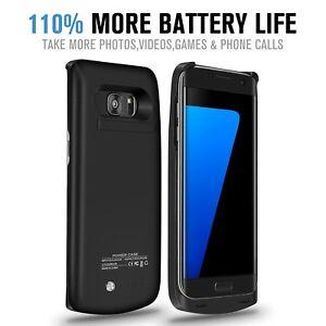 COQUE-A-BATTERIE-Chargeur-Banque-DE-Puissance-Pour-Samsung-Galaxy-S6-S7-Edge