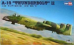 Hobbyboss-1-48-80323-A-10-Thunderbolt-II-Model-kit-Hot