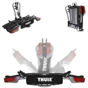 thule easyfold 931 fahrradtr ger 2 bike e bike ebay. Black Bedroom Furniture Sets. Home Design Ideas
