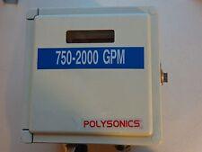 Polysonics DDF5088 Flow Meter.Dedicated Digital Doppler Ultrasonic