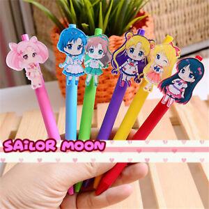 anime sailor moon ballpoint pen tsukino usagi chibi mercury student