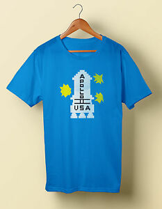 Apollo 11 T Shirt Tee Shirt The Shining Steven King Stanley Kubrick