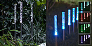 Solar-Powered-Bubble-Stake-Lights-Colour-Changing-Bright-White-Outdoor-Pathway