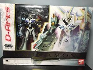 D-Arts-Digimon-Adventure-Omegamon-Action-Figure-Bandai-NEW-USED