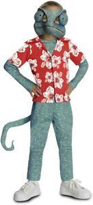Small Rubies Rango Hawaiian Child Costume Size