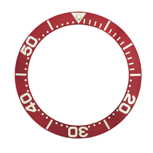 BEZEL-INSERT-FOR-INVICTA-0420-PRO-DIVER-GRAND-COLLECTION-6998-AUTOMATIC-RED