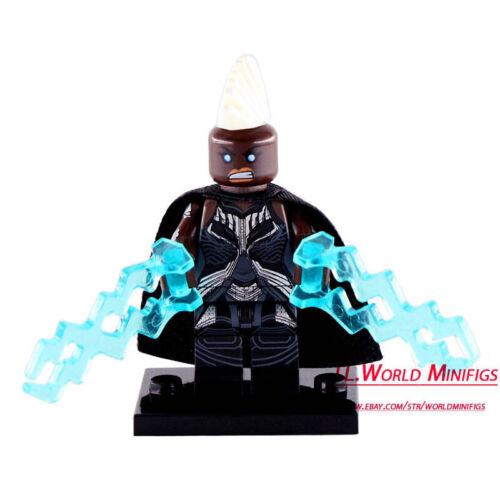 Apocalypse Daken Magneto Nightcrawler Storm Figure For Custom Lego Minifigures