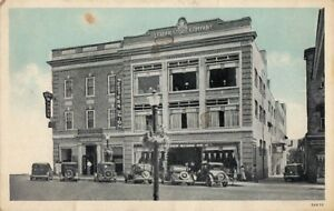 Image Is Loading Postcard Hotel Magee Leader Bloomsburg Pa
