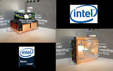 Intel Xeon Heatsink CPU Cooler Fan for Xeon X5472-X5482-X5492- Socket LGA771 New