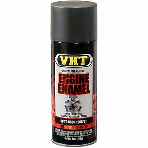 Harris Heat Resistant Engine Enamel Motor Engine Spray Paint