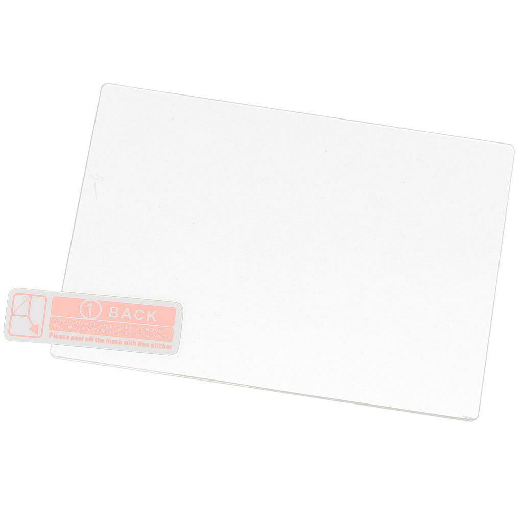 Prettyia 0.33mm Optical Glass Screen Protector Cover for ZR3600 ZR3500