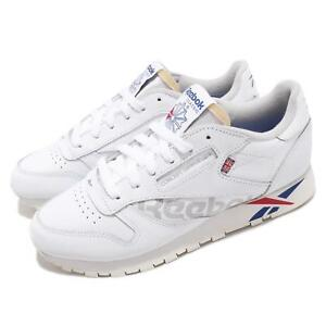 41aae32b0288da Image is loading Reebok-Classic-Leather-Altered-MU-White-Dark-Royal-