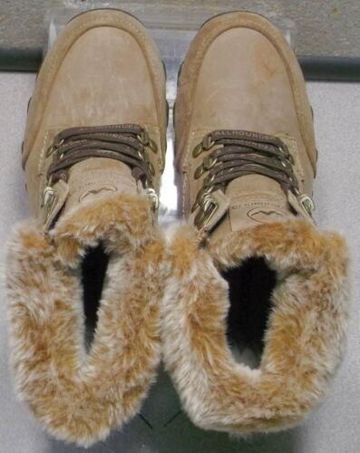 NABUKA CAMEL LARSPBT85 Women/'s Shoes Size 7 M EUR 4.5 Leather Boots Mephisto