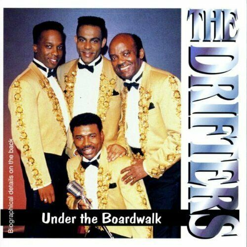 Drifters Under the boardwalk (compilation, 18 tracks, re-recordings)  [CD]