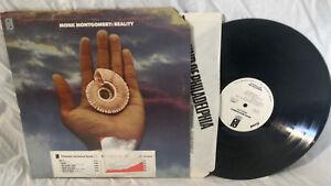 Monk-Montgomery-LP-Reality-Philadelphia-International-Promo-Funk-Jazz-1974-VG