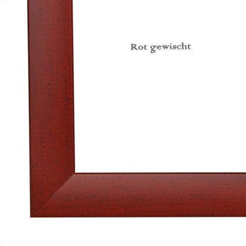 Bilderrahmen 22 Farben ab 98x10 bis 98x20 cm Foto Panorama Poster Rahmen Neu