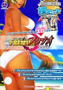 Illusion-Premium-Studio-Pro-Additional-Data-Windows-PC-Game-Japan-F-S-Used