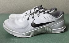 78280d9c916 item 2 Nike Metcon 2 Summit White Metallic Pewter Women s Sz 10 Trainers  CrossFit -Nike Metcon 2 Summit White Metallic Pewter Women s Sz 10 Trainers  ...