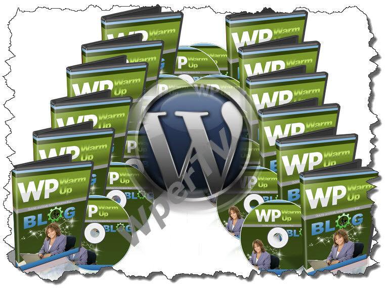 Learn Wordpress Tutorial Videos For Building Your Wordpress Blog or Website 2