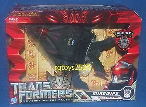 Transformers La Revanche Du Decepticon Déchiré Mindwipe F-117 Stealth Nighthawk