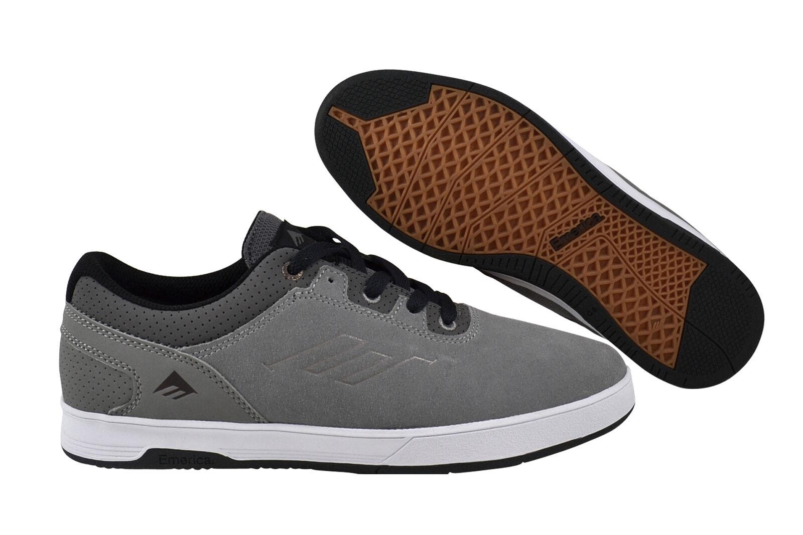 Emerica Schuhe Westgate CC Grau Turnschuhe Schuhe Emerica grau ace478