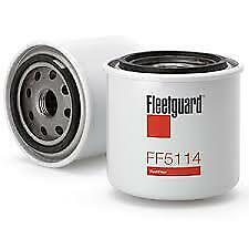 3 NEW GENUINE  FLEETGUARD FF5114 CUMMINS REPLACEMENT PART FUEL FILTER LOT