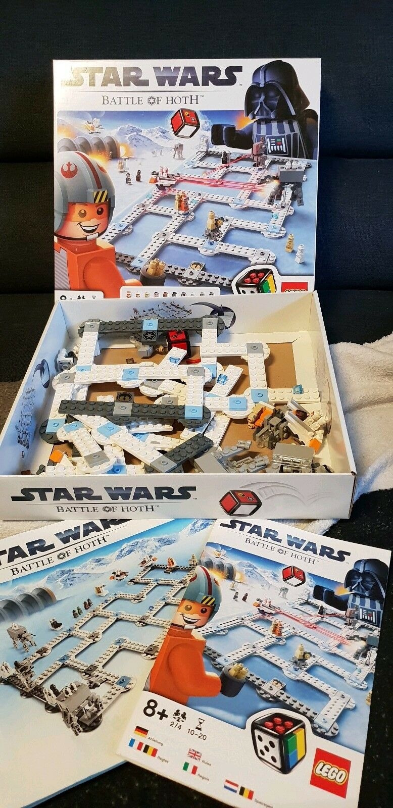 LEGO Star Wars 3866 - The Battle of Hoth
